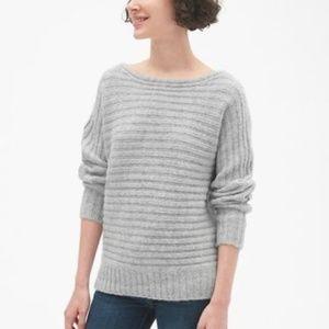 NWTGAP Wool-Blend Boatneck Sweater